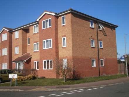 1 Bedroom Flat, Rounders Court, Lewis Way