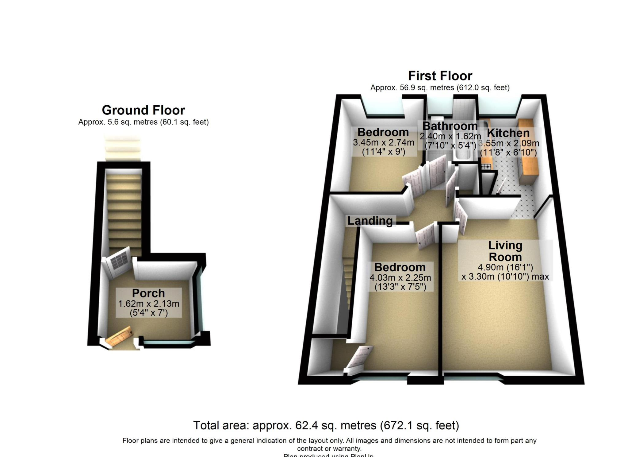 Floorplan - Austins Estate Agents