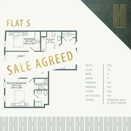 Flat 5, 17 Hilary Street, Image 1