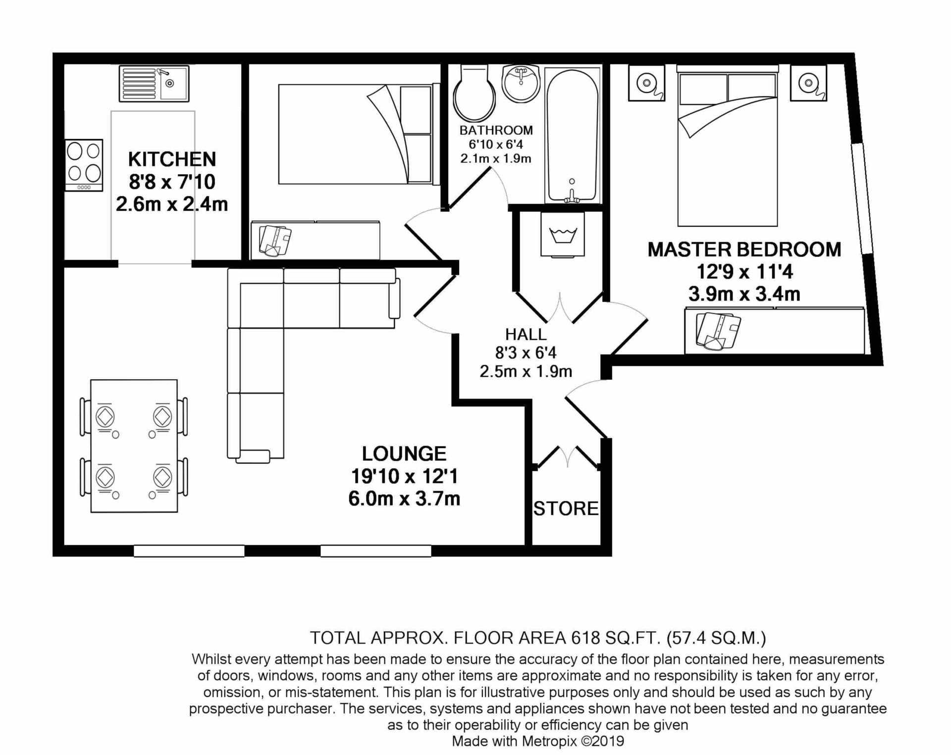 Hansford Apartments, Hansford Lane, Image 18