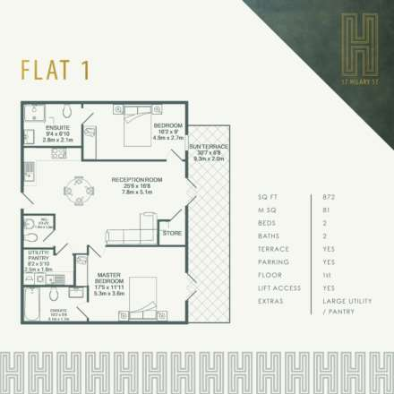 Flat 1, 17 Hilary Street, Image 3