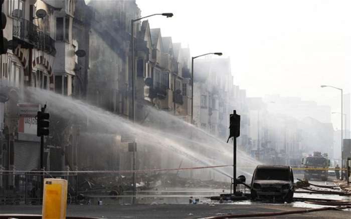 Riots & Landlord Insurance