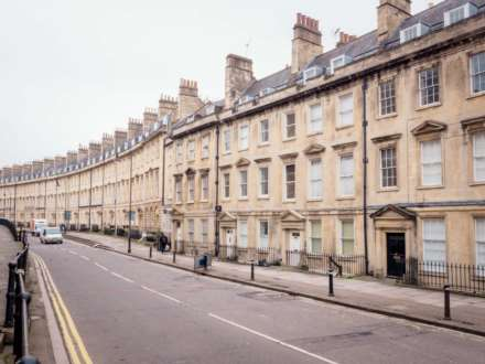 Bladud Buildings, Bath