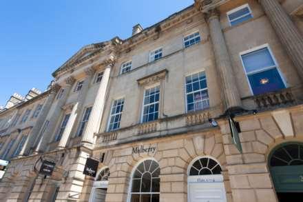 Milsom Street, Bath, Image 1
