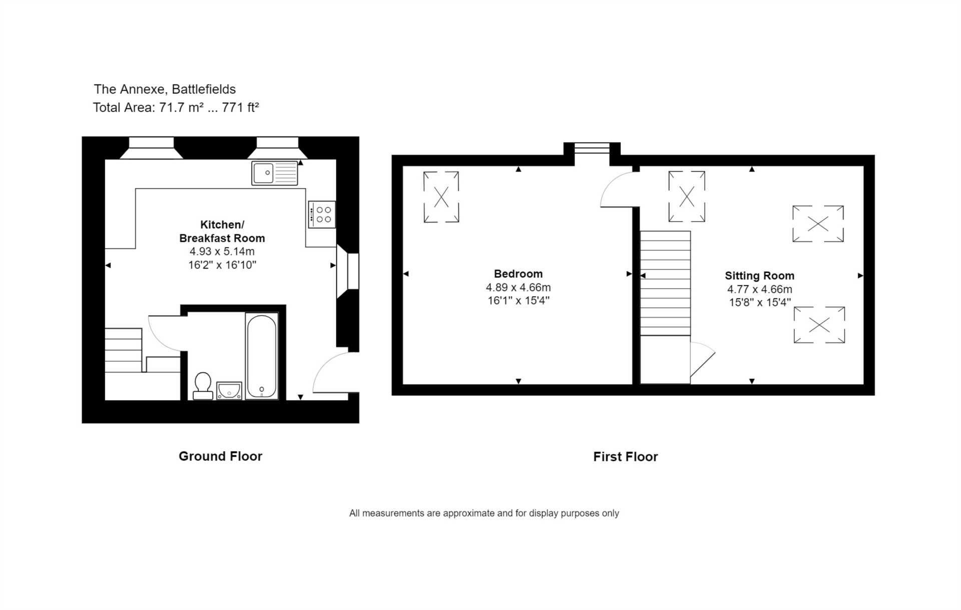 Coach House Estate, Battlefields, Lansdown, Bath, Image 41