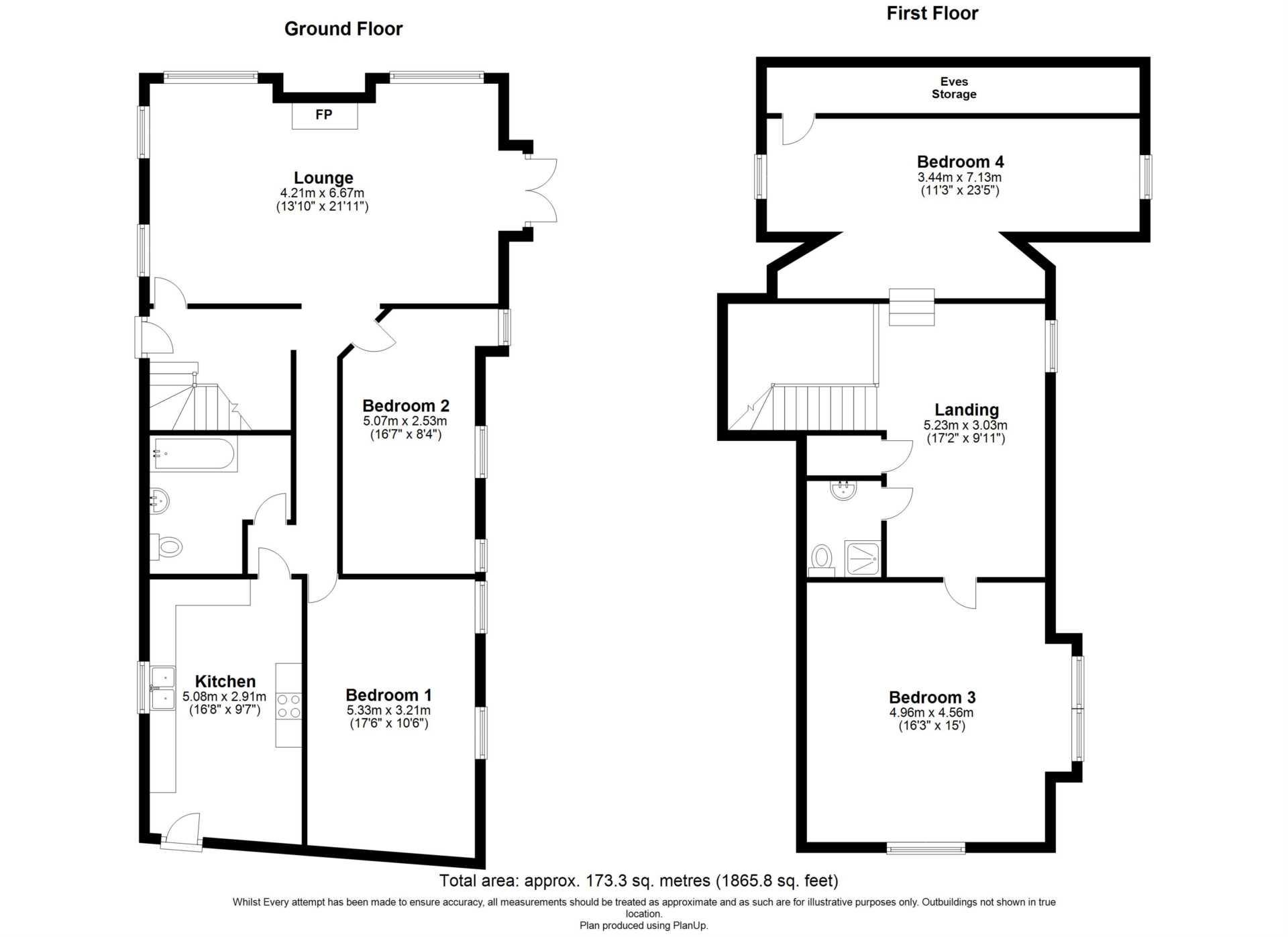 Coach House Estate, Battlefields, Lansdown, Bath, Image 42