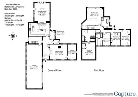 Coach House Estate, Battlefields, Lansdown, Bath, Image 40
