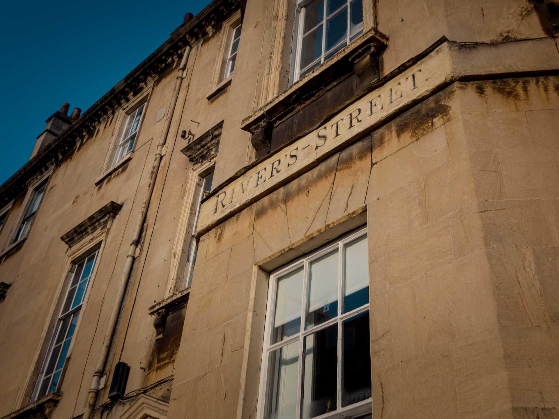 Rivers Street, Bath, Image 2