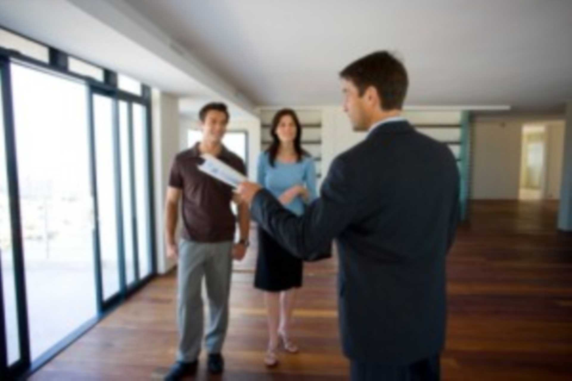 Choosing an agent? Why the agent should conduct the viewing.
