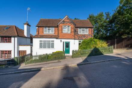 Property For Sale Cross Road, Oxhey Village, Watford