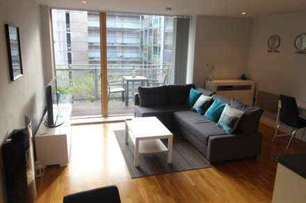 2 Bedroom Apartment, Base 12 Arundel Street, Manchester