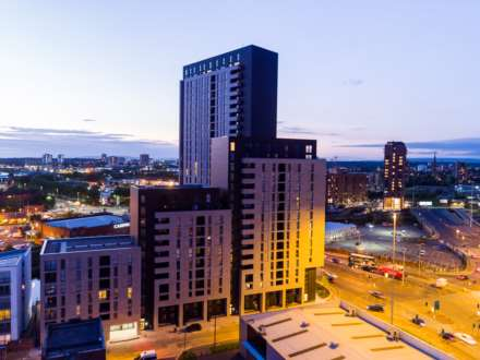 1 Bedroom Apartment, One Regent, Regent Road, Manchester, M3 4AZ
