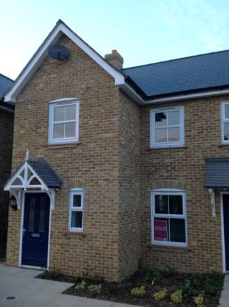 3 Bedroom End Terrace, Eling Crescent, Sherfield Park, Sherfield on Loddon, Nr Basingstoke, Hants