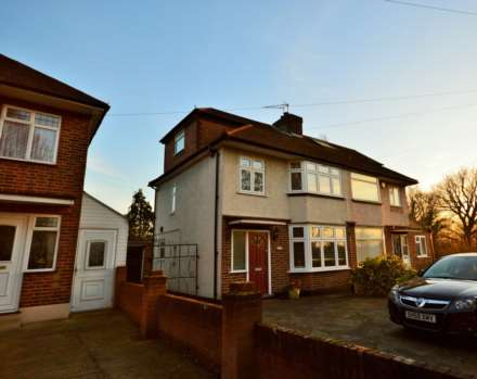 4 Bedroom Semi-Detached, Pield Heath Road, Uxbridge, UB8 3SN