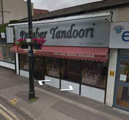 2 Bedroom Restaurant, 124-126 High street, Esher KT10 9QJ