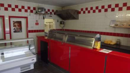 Restaurant, Fish & Chips Takeaway, Popes Lane, Ealing, W5 4NG