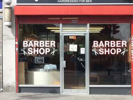 Retail, Barber Shop South Ealing Road, Ealing W5