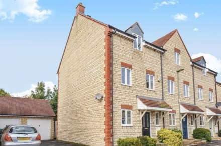 4 Bedroom Semi-Detached, St Martins Street, Wallingford