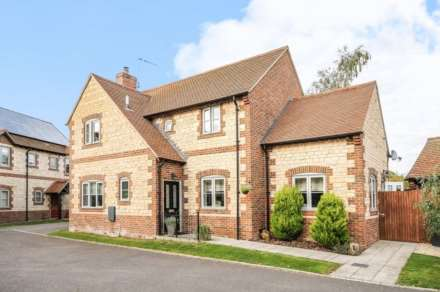 4 Bedroom Detached, Long Wittenham Road, North Moreton