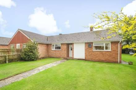 2 Bedroom Bungalow, Jethro Tull Gardens, Wallingford