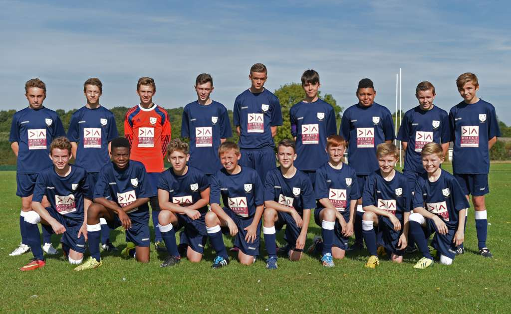 Ashtead Colts U14`s Team
