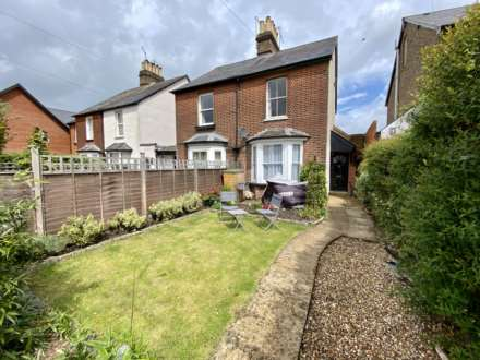 3 Bedroom Semi-Detached, Victoria Place, Epsom, KT17