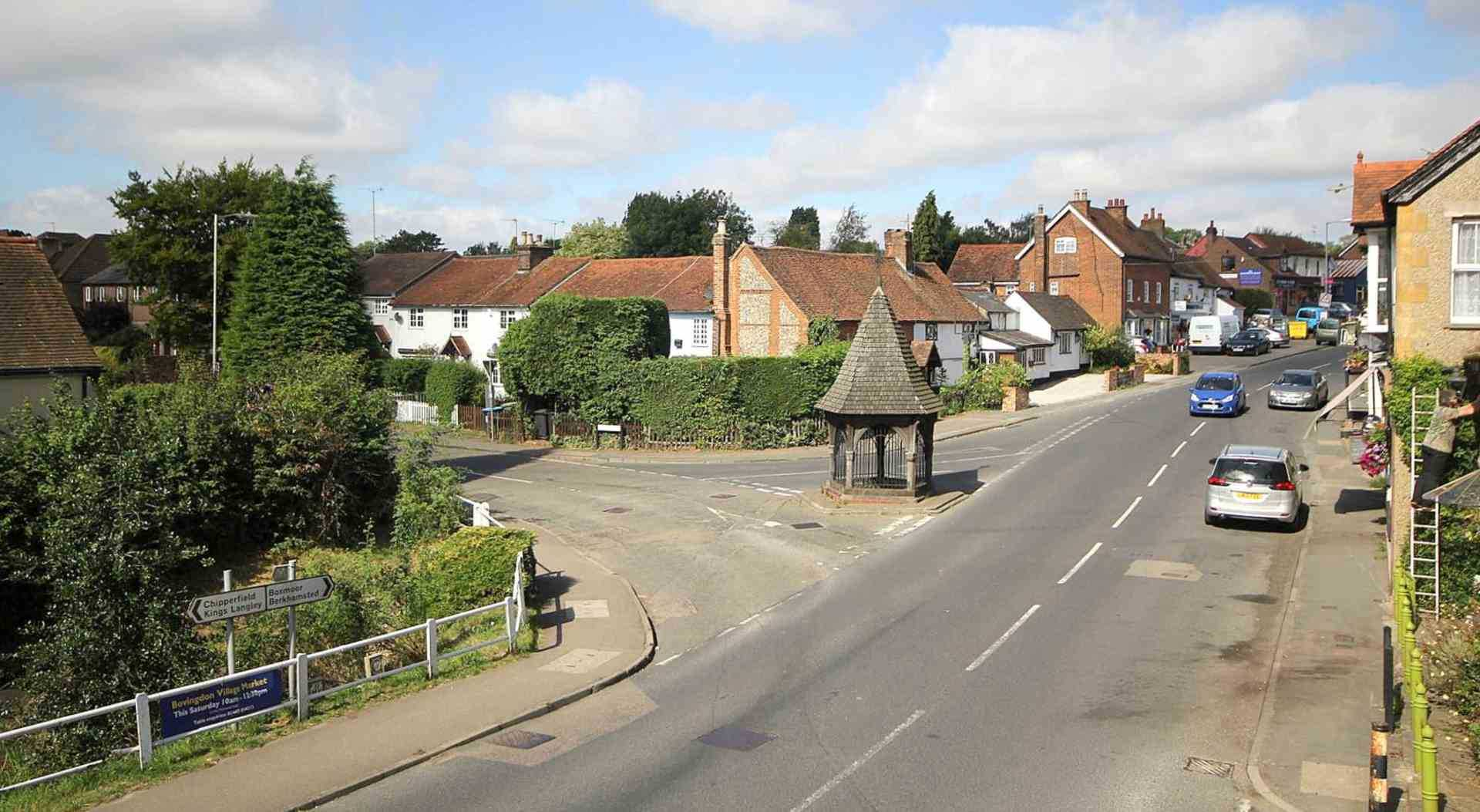 Area in the spotlight – Bovingdon – what makes it special?