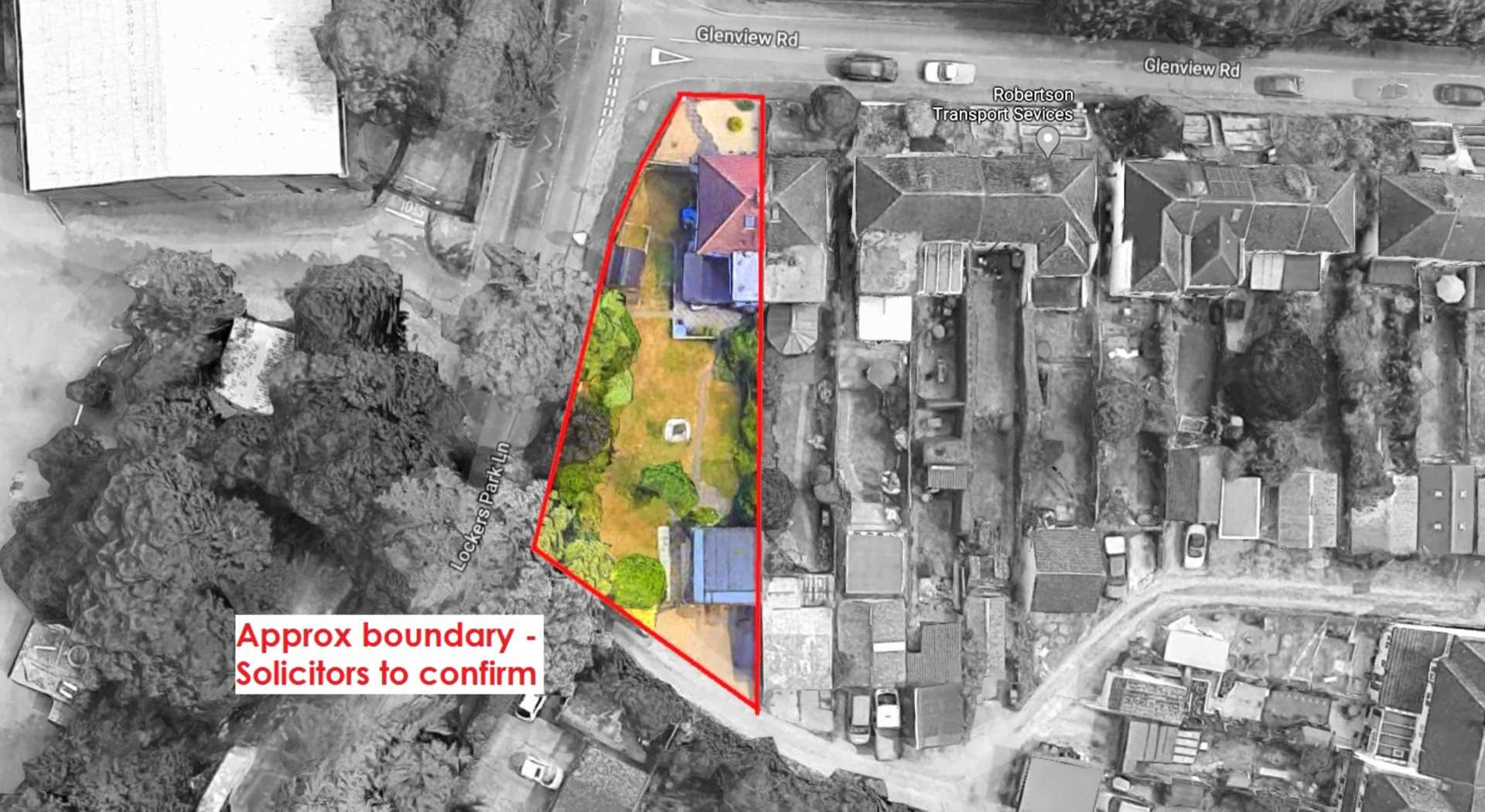 DEVELOPMENT PLOT TO THE REAR, AND ADJACENT TO, EXISTING CHARACTER PROPERTY - Glenview Road, BOXMOOR, HP1, Image 5