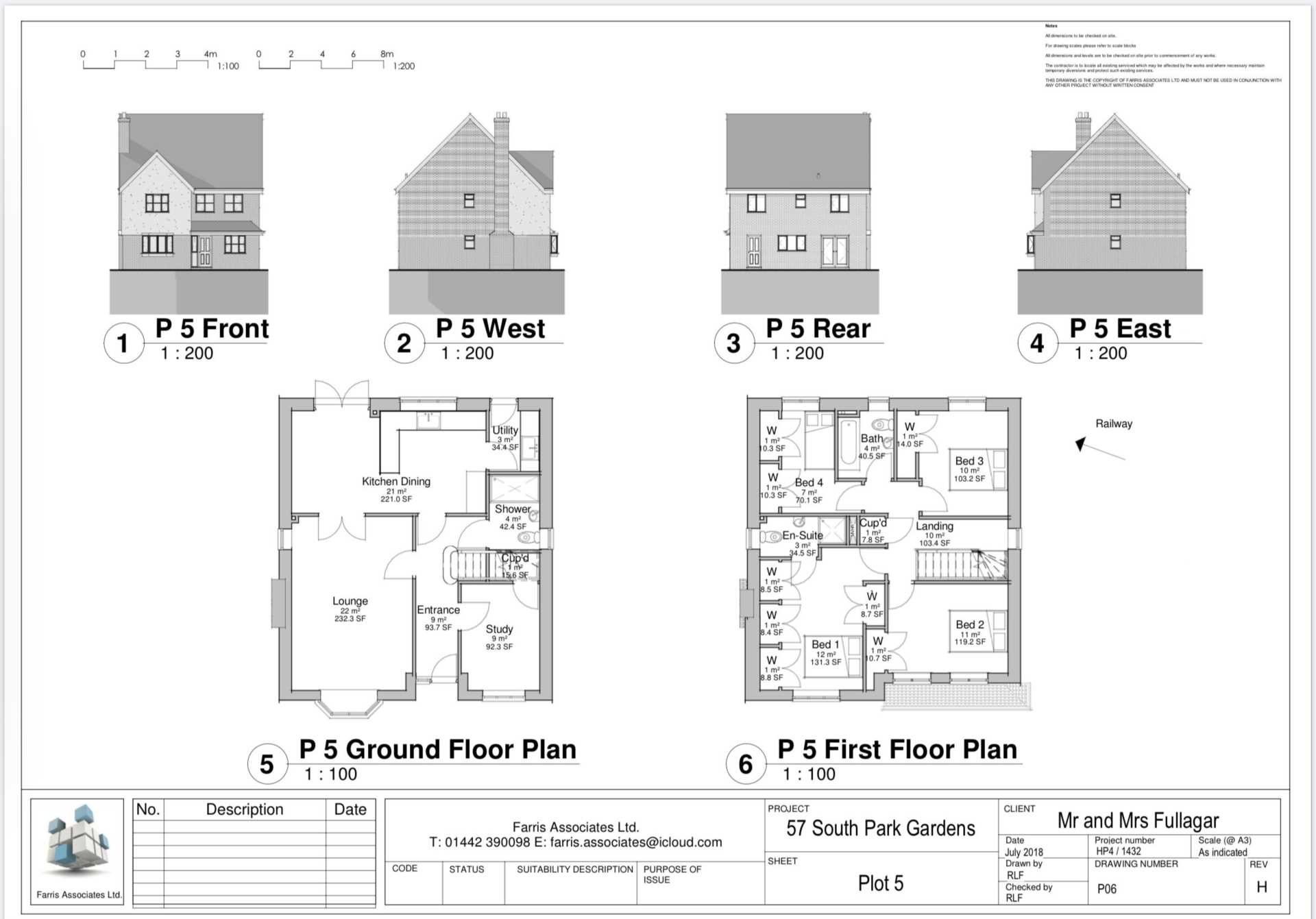 **  5 EXECUTIVE DETACHED PROPERTIES IN PRIME BERKHAMSTED RESIDENTIAL LOCATION CLOSE TO STATION  **, Image 10