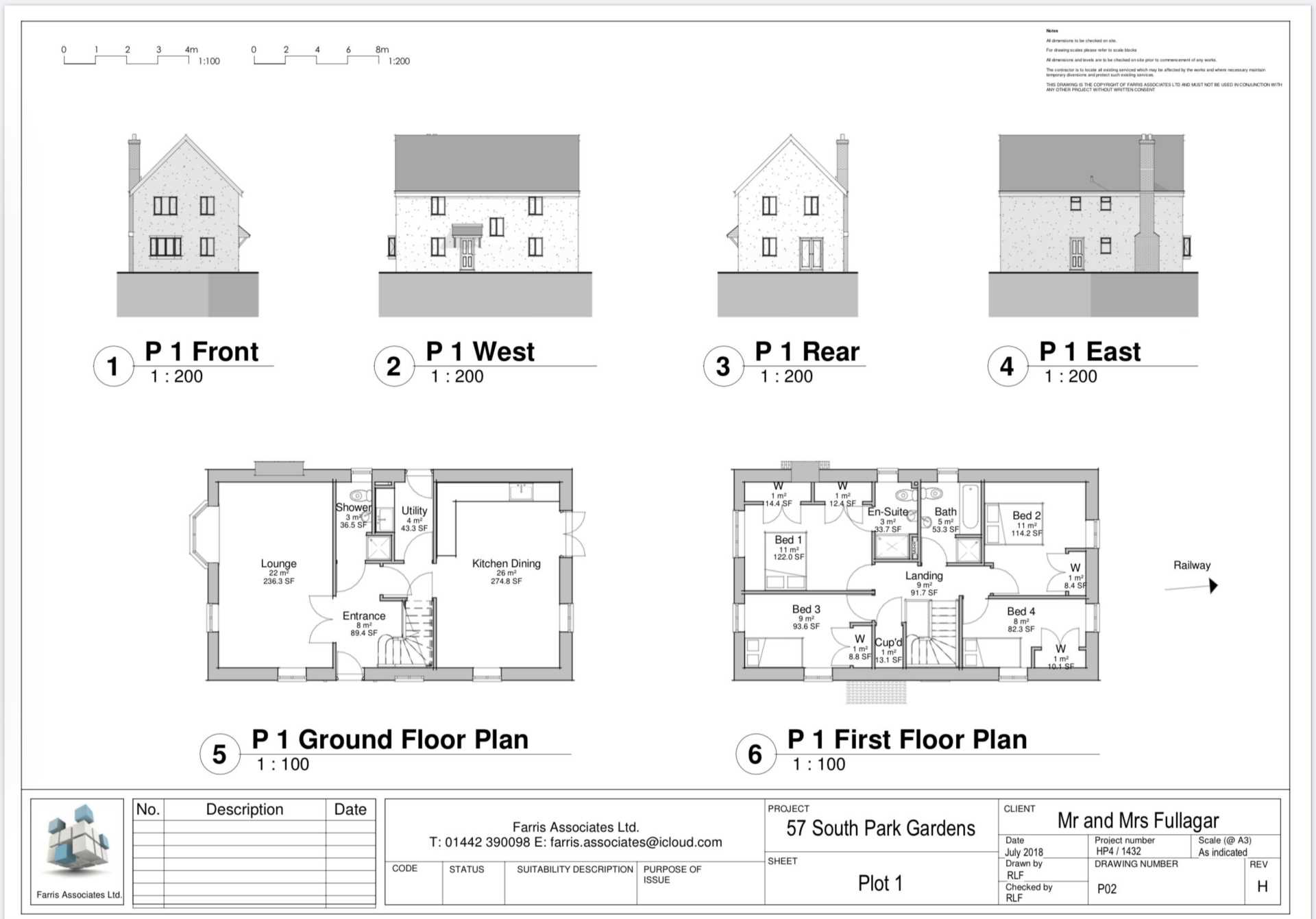 **  5 EXECUTIVE DETACHED PROPERTIES IN PRIME BERKHAMSTED RESIDENTIAL LOCATION CLOSE TO STATION  **, Image 6