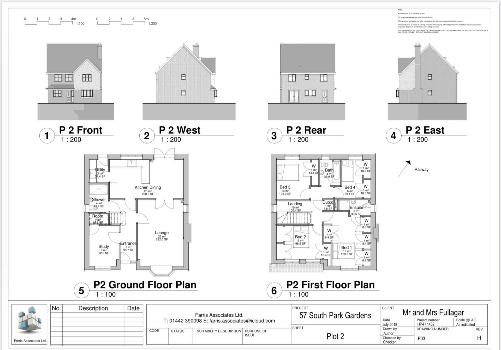 **  5 EXECUTIVE DETACHED PROPERTIES IN PRIME BERKHAMSTED RESIDENTIAL LOCATION CLOSE TO STATION  **, Image 7