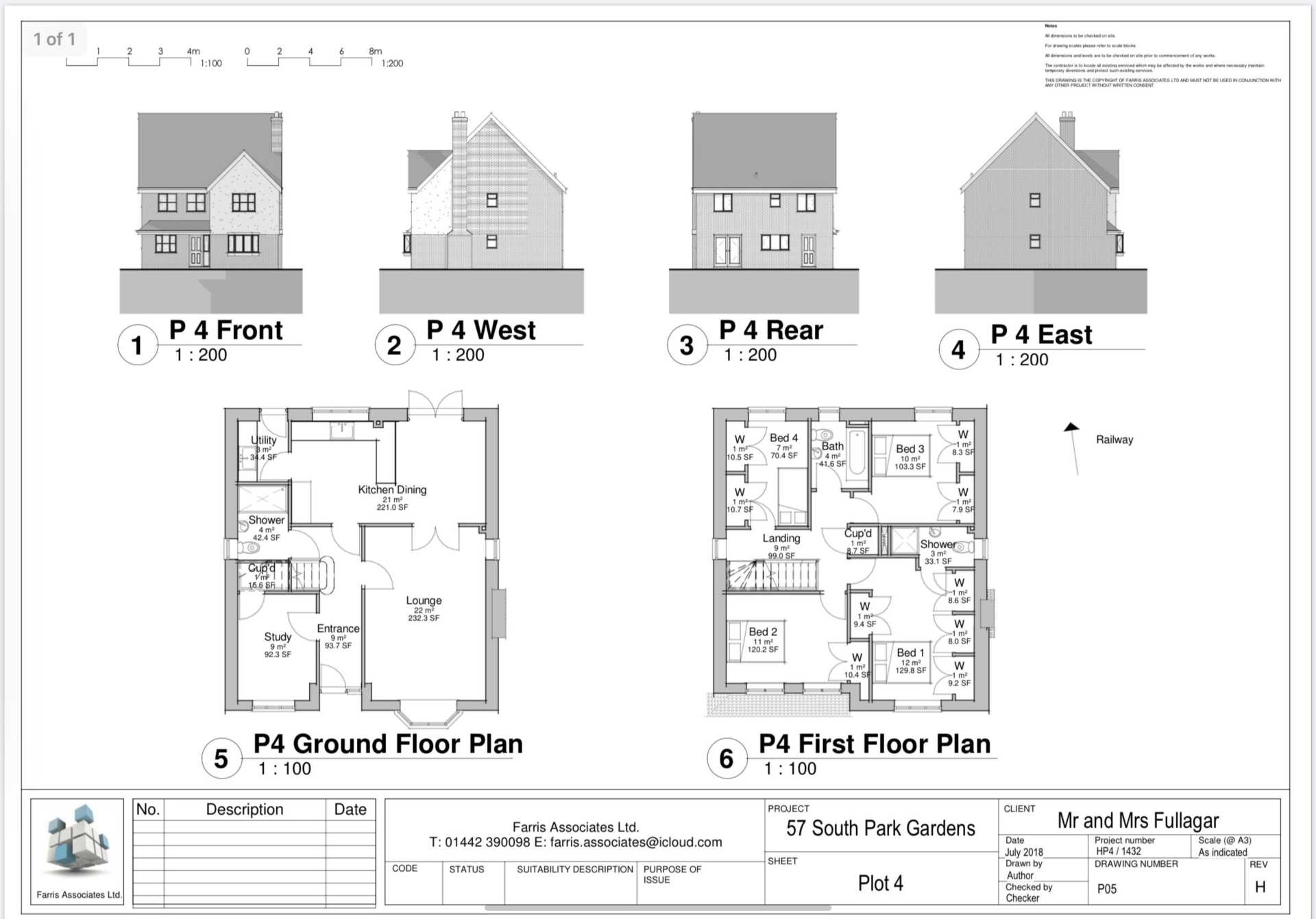**  5 EXECUTIVE DETACHED PROPERTIES IN PRIME BERKHAMSTED RESIDENTIAL LOCATION CLOSE TO STATION  **, Image 9
