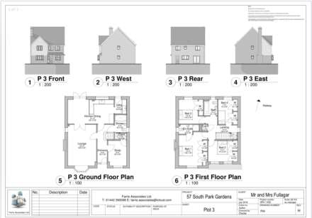 **  5 EXECUTIVE DETACHED PROPERTIES IN PRIME BERKHAMSTED RESIDENTIAL LOCATION CLOSE TO STATION  **, Image 8
