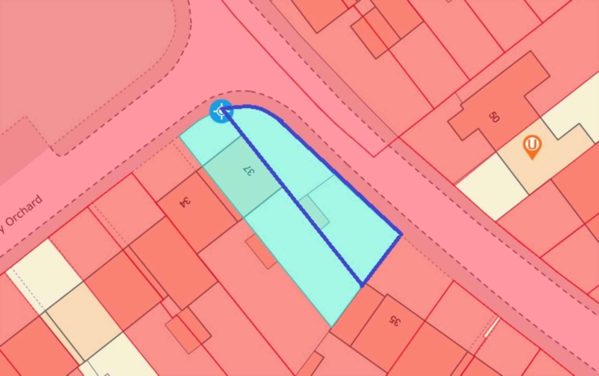 **  LAND ADJACENT  ** - Howards Drive, Gadebridge, HP1, Image 4
