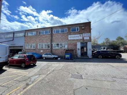 Commercial Property, Garth Road, Morden