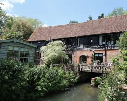 The Mill, Stanford Dingley, Berkshire