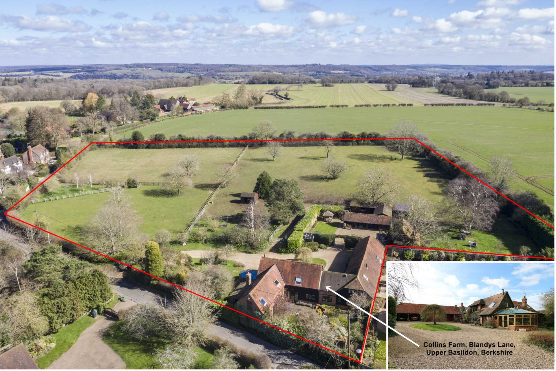 Blandys Lane, Upper Basildon, Berkshire, Image 1