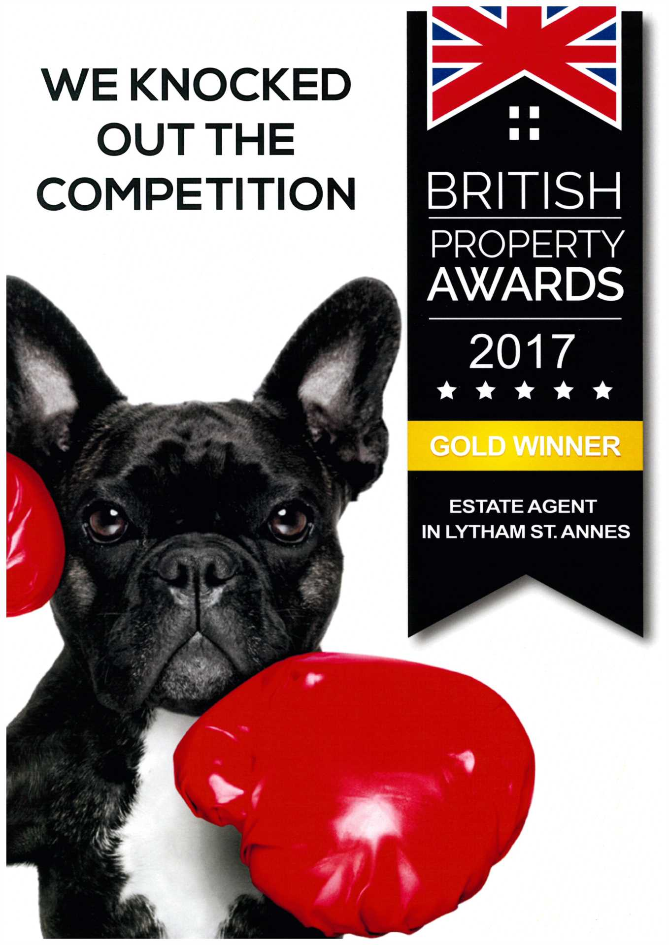 British Property Awards Winners 2016 and 2017
