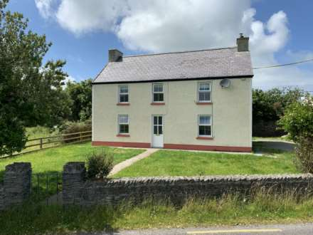 5 Bedroom Farm House, Wine Strand Road, Ballyferriter