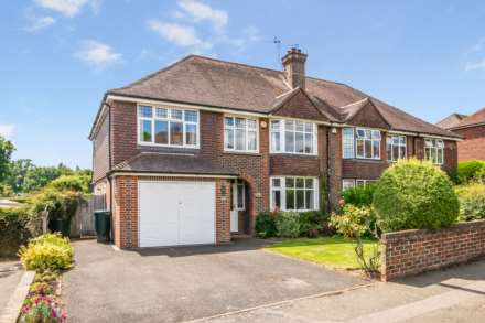 4 Bedroom Semi-Detached, Woodland Way, Bidborough