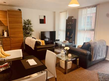 2 Bedroom Apartment, Ludgate Hill, Manchester