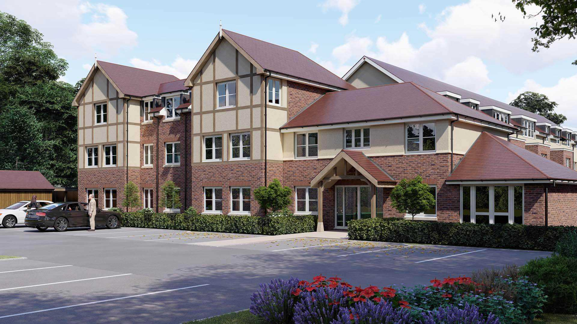 BRAND NEW CENTRAL CHURCHILLS RETIREMENT HOME