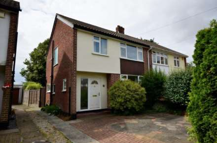 3 Bedroom Semi-Detached, Fairview, Billericay