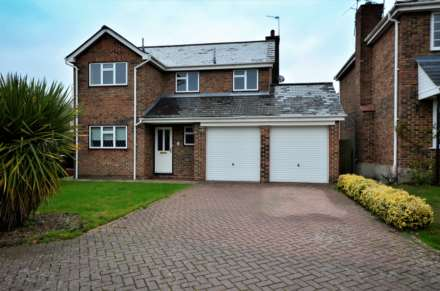 4 Bedroom Detached, Cramner Close, Billericay