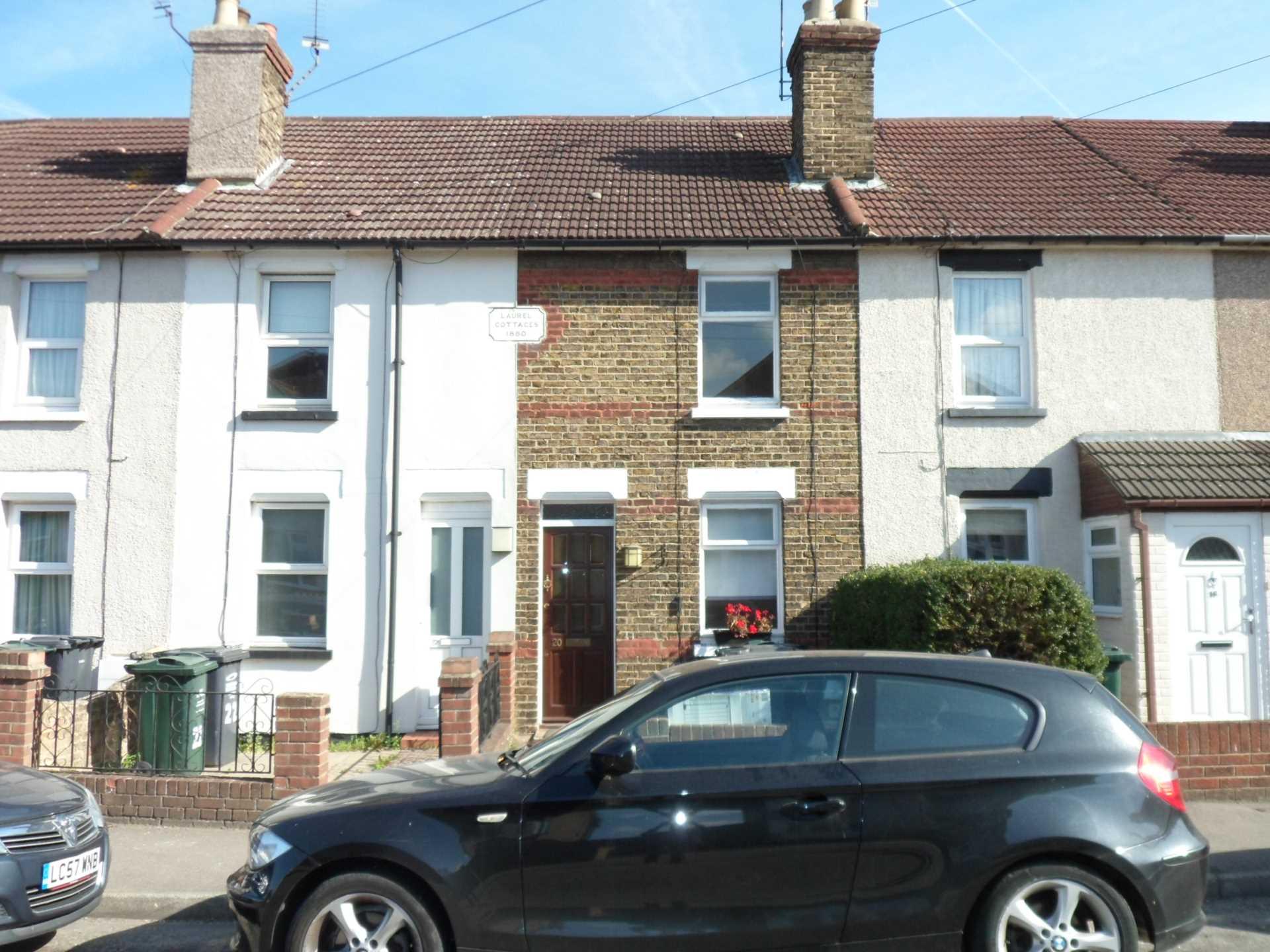 Property King Estate Agents - 2 Bedroom Terrace, Milestone Road, Dartford