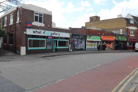 Commercial Property, High Street, Dartford