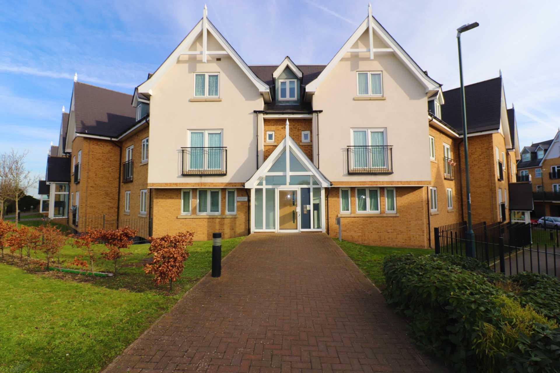 Property King Estate Agents - 2 Bedroom Apartment, Tanner Close, Dartford