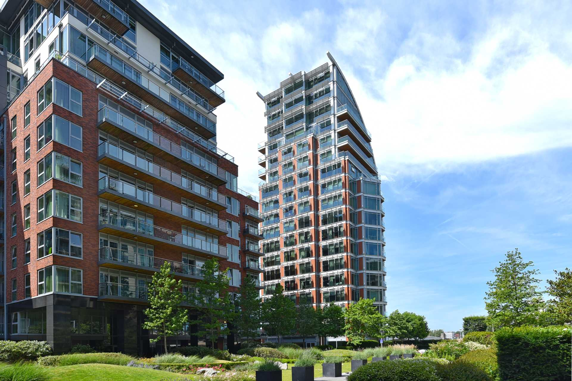 Ascensis Tower, Battersea Reach SW18, Image 18