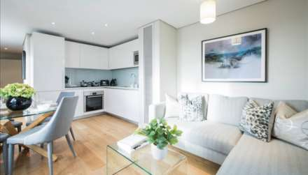 3 Bedroom Flat, Merchant Square, Paddington