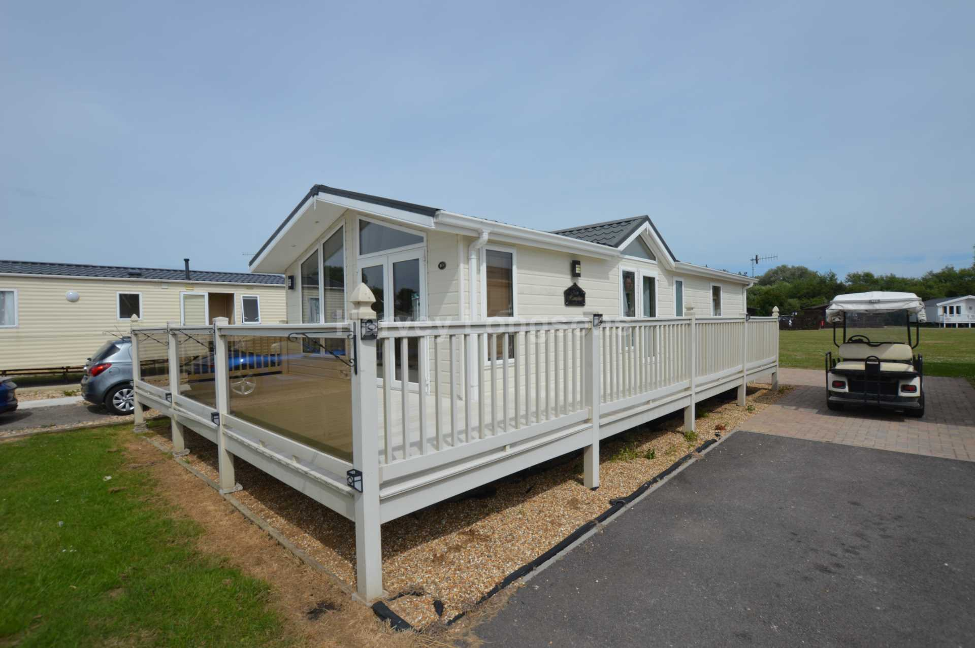 second hand park lodges - Mobile Homes and Park Homes in United